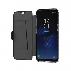 Celly Hexagon Wallet Samsung Galaxy S8 Svart HEXAWALLY690BK Celly 149,00 kr