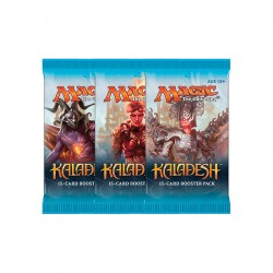 Magic The Gathering Kaladesh Booster 3-Pack. Spel Kort 3-PACK KALADESH Magic The Gathering 179,00 kr