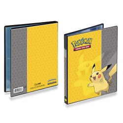 Pokemon Pikachu Portfolio 4-Pockets Ultra Pro