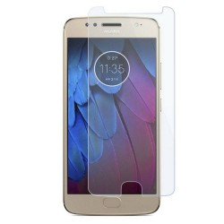 Motorola Moto G5S Tempered Glass Screen Protector Retail Package