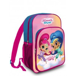 Shimmer and Shine Backpack School Bag 37x29x11cm