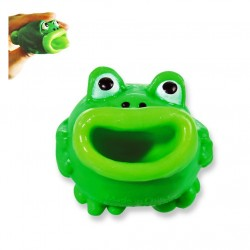 Pop Out Squeeze Groda Klämmis Leksak Stressboll Squeeze Frog Out Of The Blue 59,00 kr product_reduction_percent