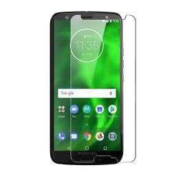 Motorola Moto G6 Tempered Glass Screen Protector Retail Package