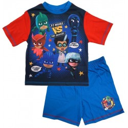 PJ Masks Pyjamasankarit Short Pyjama Set S104
