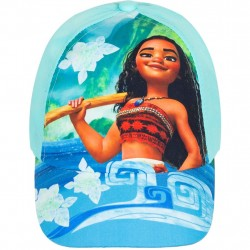 Disney Vaiana Moana Keps Blå/Turkos Stl.52 Turkos Stl. 52 Disney Vaiana 119,00 kr product_reduction_percent