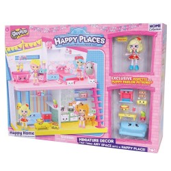 Shopkins Happy Places Happy Home Playset Dock skab