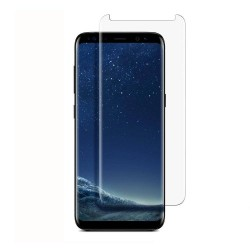 Full Screen Samsung Galaxy S9 Tempered Glass Screen Protector Retail