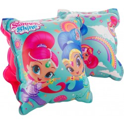 Shimmer & Shine Swimming Arm Bands From 3 To 6 Years