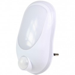 Smartwares Nattlampa LED Dag/Natt/Rörelsedetektion RANEX LED LAMPA 104060 Eurobatt 169,00 kr product_reduction_percent