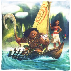 Vaiana/Moana Maui Pillow Pude Double Sided Cushion Tyyny