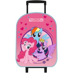 My Little Pony Trolley Travel Bag 39 x 30 x 13