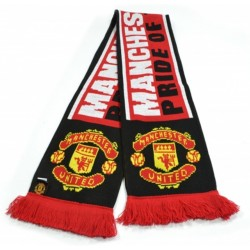 Manchester United Jacquard Scarf 136x20cm
