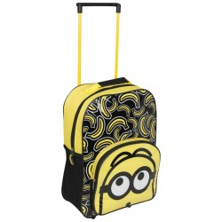 Minions Travel Bag Trolley 38 x 28 x 11 cm