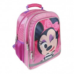 Disney Minnie Mouse Ergonomic School bag Backpack Reppu Laukku