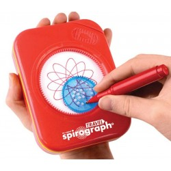 Original Spirograph Rese Set Måla Lek RESE SPIROGRAPH CLC05111 HASBRO 199,00 kr product_reduction_percent