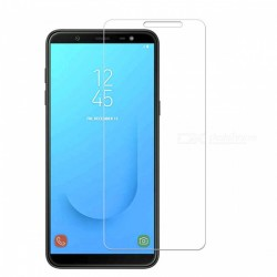 Samsung Galaxy J6 Tempered Glass Screen Protector Retail Package