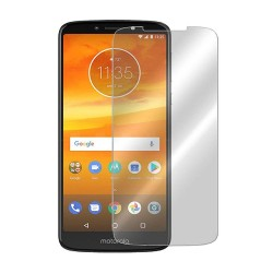 Motorola Moto E5 Tempered Glass Screen Protector Retail Package