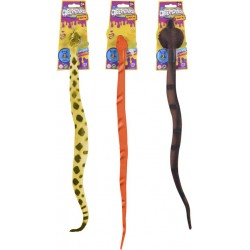 "Giant Stretchy Snakes 23"" (58cm) Antistress Prank Fun Play"