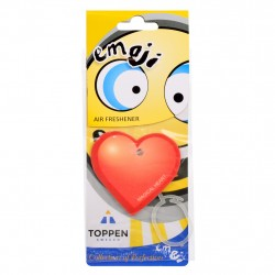 Car Air Freshener Emoticon Magical Heart Car Scent