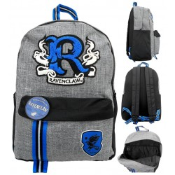 Harry Potter Ravenclaw With Patch School Bag Reppu Laukku 44x31x14 cm