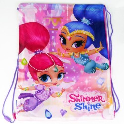 Shimmer & Shine Gym bag Sport Bag 42x32cm