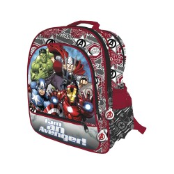 Avengers Backpack School Bag 41 x 34 x 18cm