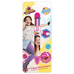 Disney Soy Luna Penna 6 Olika Färger Disney Soy Luna 59,00 kr product_reduction_percent