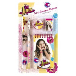 Disney Soy Luna 5-Pack Stationery School Set