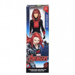 Marvel Avengers Titan Hero Series Black Widow Figure 30cm