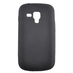 LAGER RENGØRING 100 stk Galaxy Trend S7562 Cover Black Lot