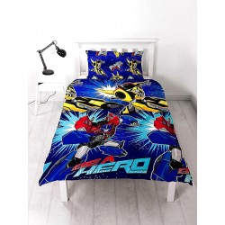 Transformers Hero Duvet cover Sengesæt 135x200 + 48x74cm