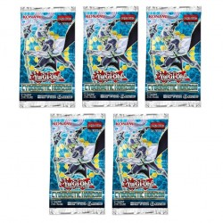 Yu-Gi-Oh! TCG Cybernetic Horizon Booster Pack 5pcs.