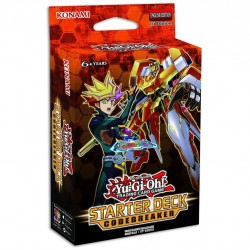 Yu-Gi-Oh! Starter Deck Codebreaker Card Game