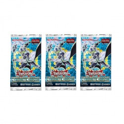 Yu-Gi-Oh! TCG Cybernetic Horizon Booster Pack 3pcs.