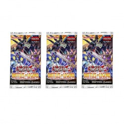 Yu-Gi-Oh! Battles of Legend Relentless Revenge Booster Pack 3pcs