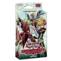 Yu-Gi-Oh! Powercode Link Structure Deck Kort Spel