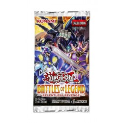 Yu-Gi-Oh! Battles of Legend Relentless Revenge Booster Pack 1pcs