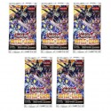 Yu-Gi-Oh! Battles of Legend Relentless Revenge Booster Pack 5st.