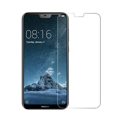 Nokia X6 Tempered Glass Screen Protector Retail Package