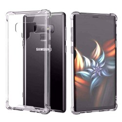 Atouchbo Backcover Shockproof TPU + PC Samsung Note 9 Skal Transparent Colorfone 139,00 kr