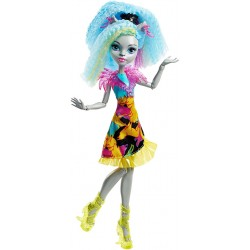 Monster High Silvi Timberwolf Electrified Hair Ghouls Doll Doll 30cm