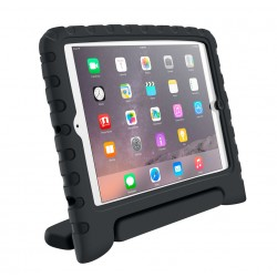 Kids Proof Safe Shock Proof Case Cover for iPad 2/3/4 - Black