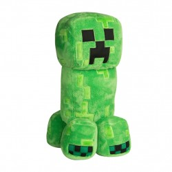Minecraft Grand Adventure Creeper Pluds Soft Ice Cream Legetøj 48cm