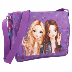 TOPModel Friends Christy & Hayden Fashionable Shoulder Bag Purple