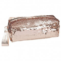 TOPModel Sequins Penaaleita Pencil Case Gold