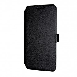 Ultra Thin Samsung Galaxy S9 Plus (S9+) Cover Wallet Case Black