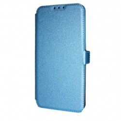 Ultra Thin Samsung Galaxy S9 Cover Wallet Case Blue