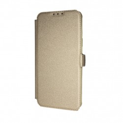 Ultra Thin Samsung Galaxy S9 Cover Wallet Case Gold
