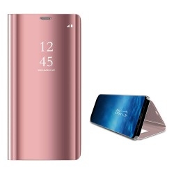 Samsung Galaxy Note 9 Flip Fodral Smart View Genomskinligt Rosa Pink Colorfone 249,00 kr product_reduction_percent