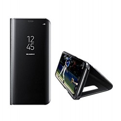 Samsung Galaxy Note 9 Flip Fodral Smart View Genomskinligt Svart SVART Colorfone 249,00 kr product_reduction_percent